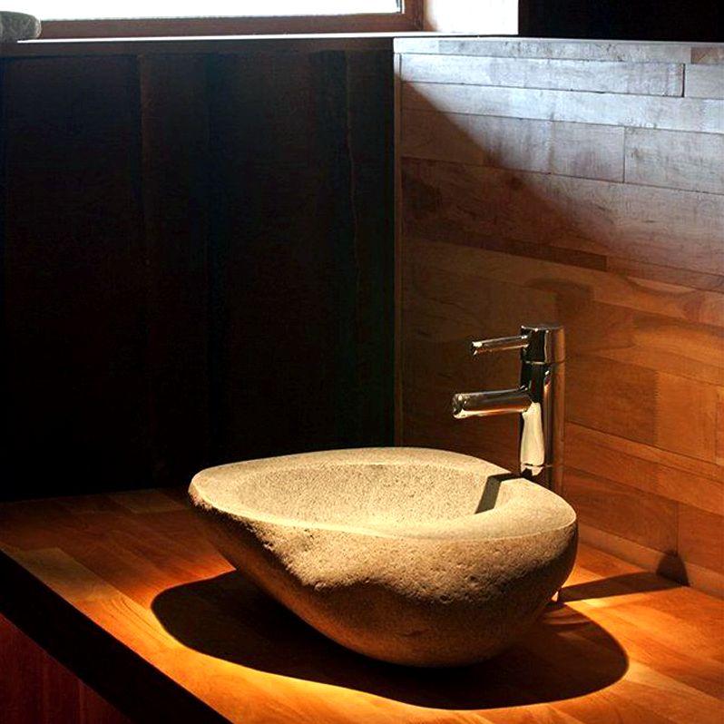 Natural Stone Sinks-designrulz (10)
