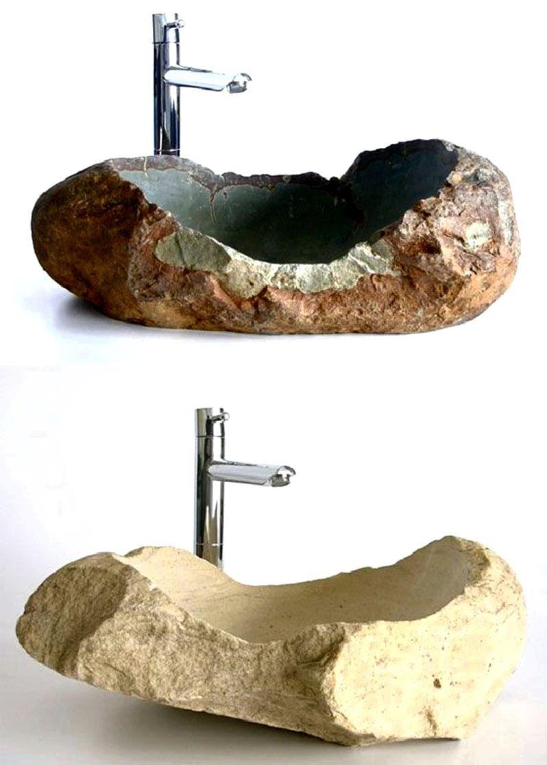 Natural Stone Sinks-designrulz (13)