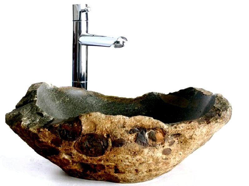 Natural Stone Sinks-designrulz (14)
