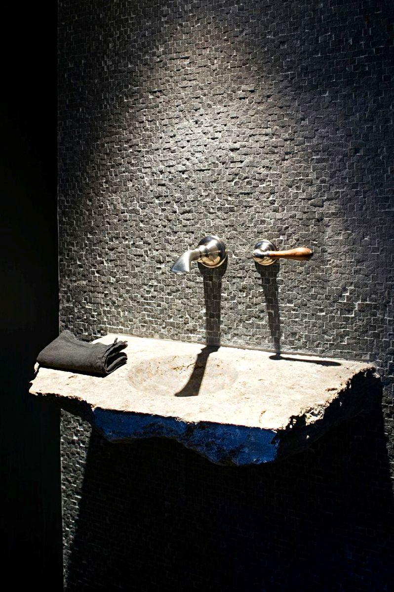 Natural Stone Sinks-designrulz (1)