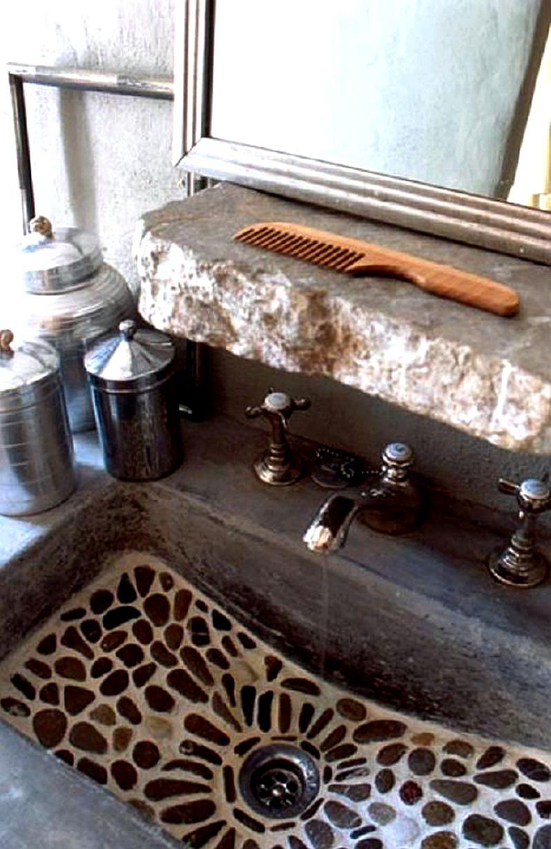 Natural Stone Sinks-designrulz (7)