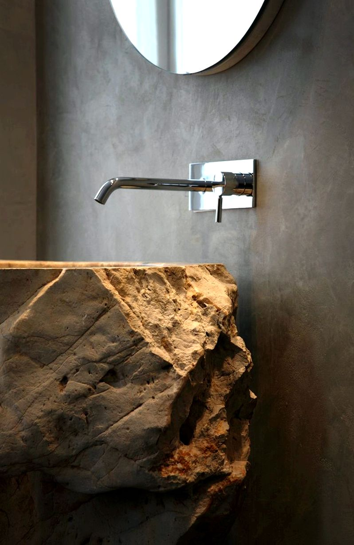 Natural Stone Sinks-designrulz (5)