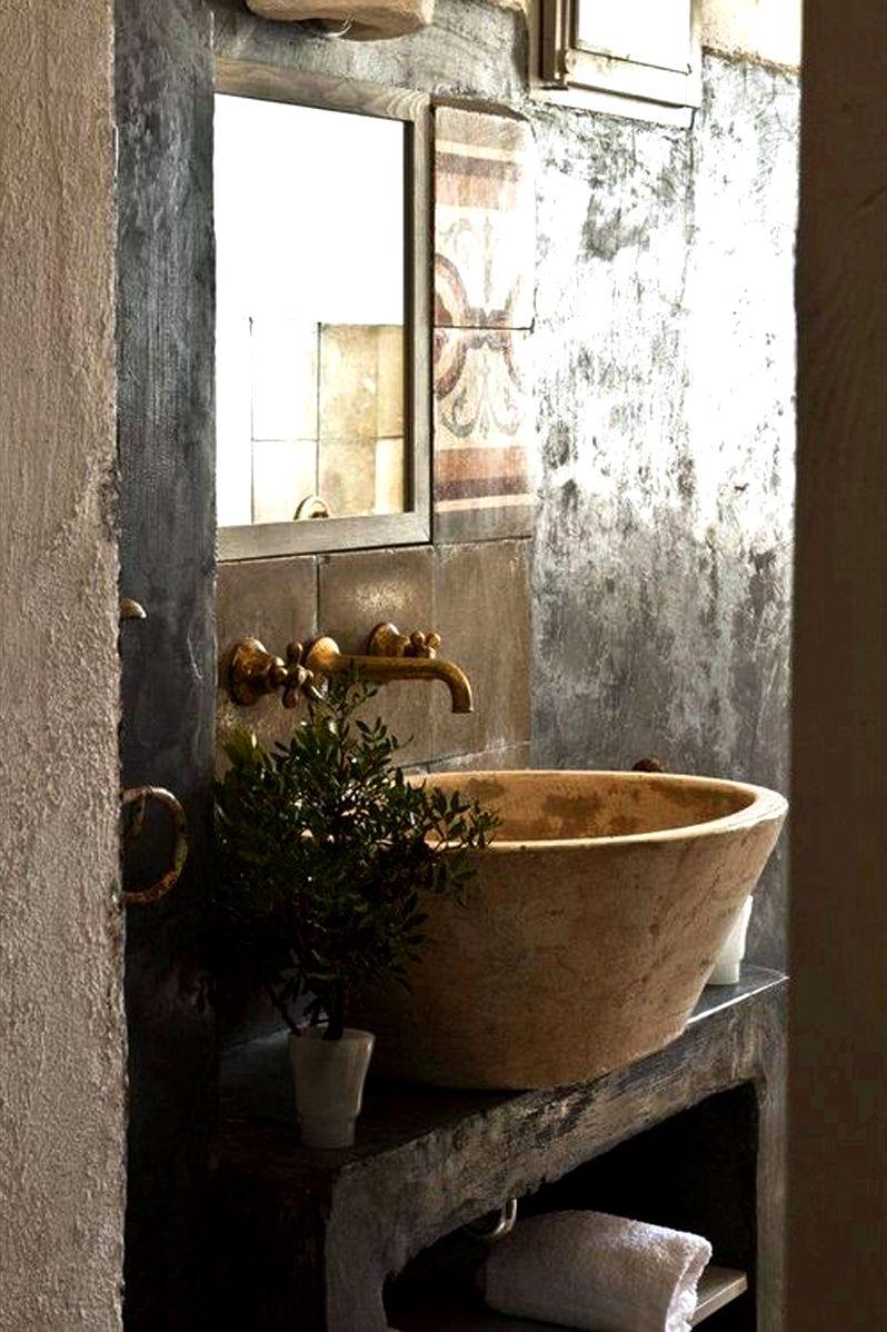 Natural Stone Sinks-designrulz (3)