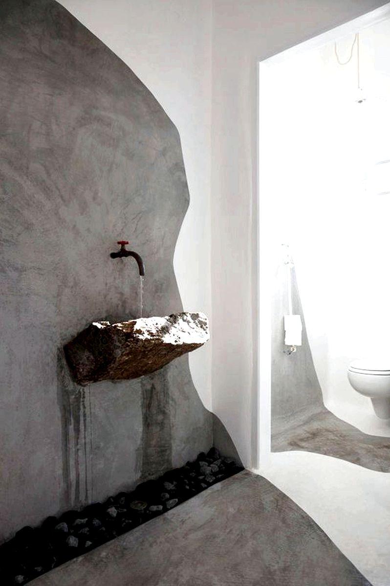 Natural Stone Sinks-designrulz (4)