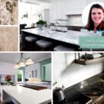 5 Best designer countertops