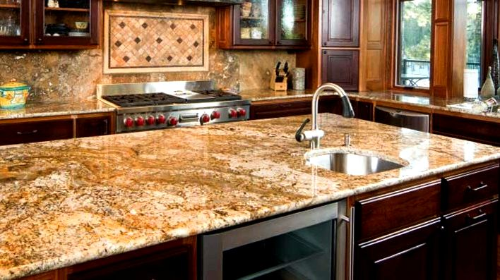 Types Of Stone Countertops - granite new
