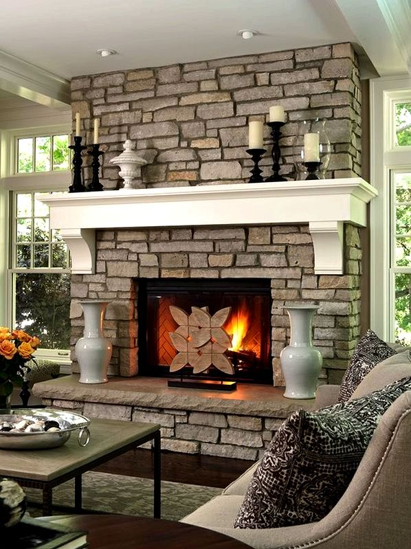 Stone-Fireplace-Design-Ideas-02-1 Kindesign