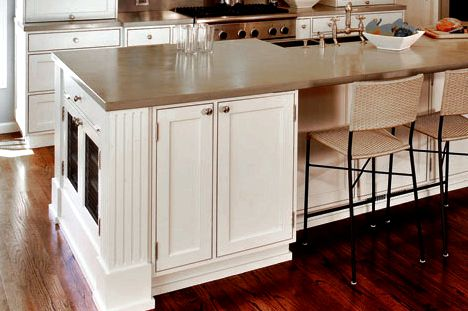 6 best countertop materials for your kitchen area counters gemstone, have become more