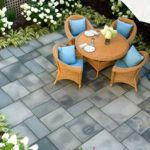 Advantages of man-made concrete or cement stone, tile, brick, cobblestone and pavers created using molds