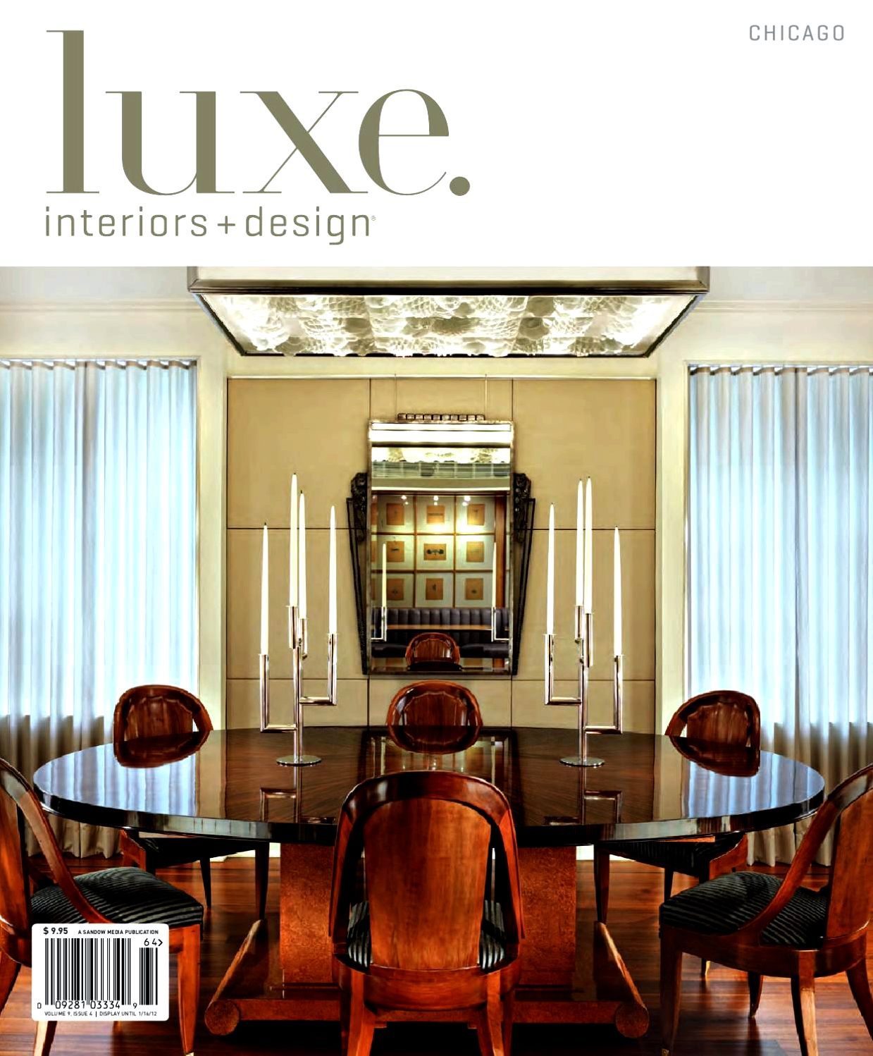 Cambria partners with luxe interiors + design and jiun ho corporation. on innovative quarta movement furnishings and decor - sandow founder, Kanning has gotten numerous