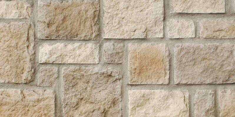 Castle stone architectural stone veneers are