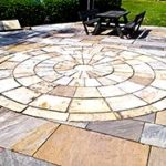 Gemstone, flagstone, bluestone
