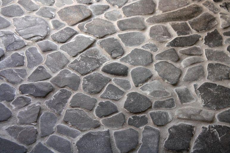Gemstone flooring by homeowners today