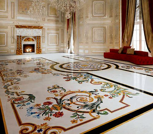 Gemstone granite marble floors ve warehouses