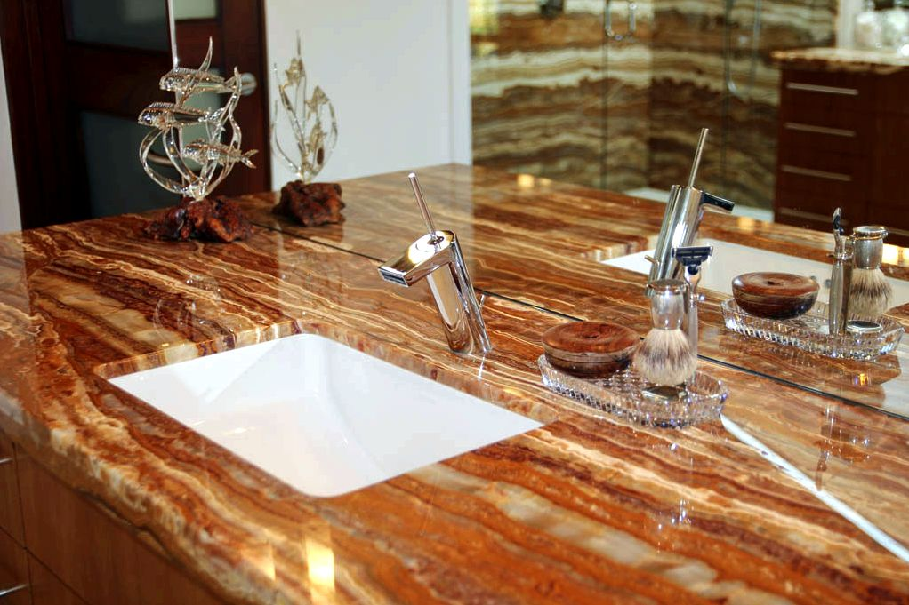 Gemstone - granite, marble, quarta movement countertops & solid surfaces efforts by