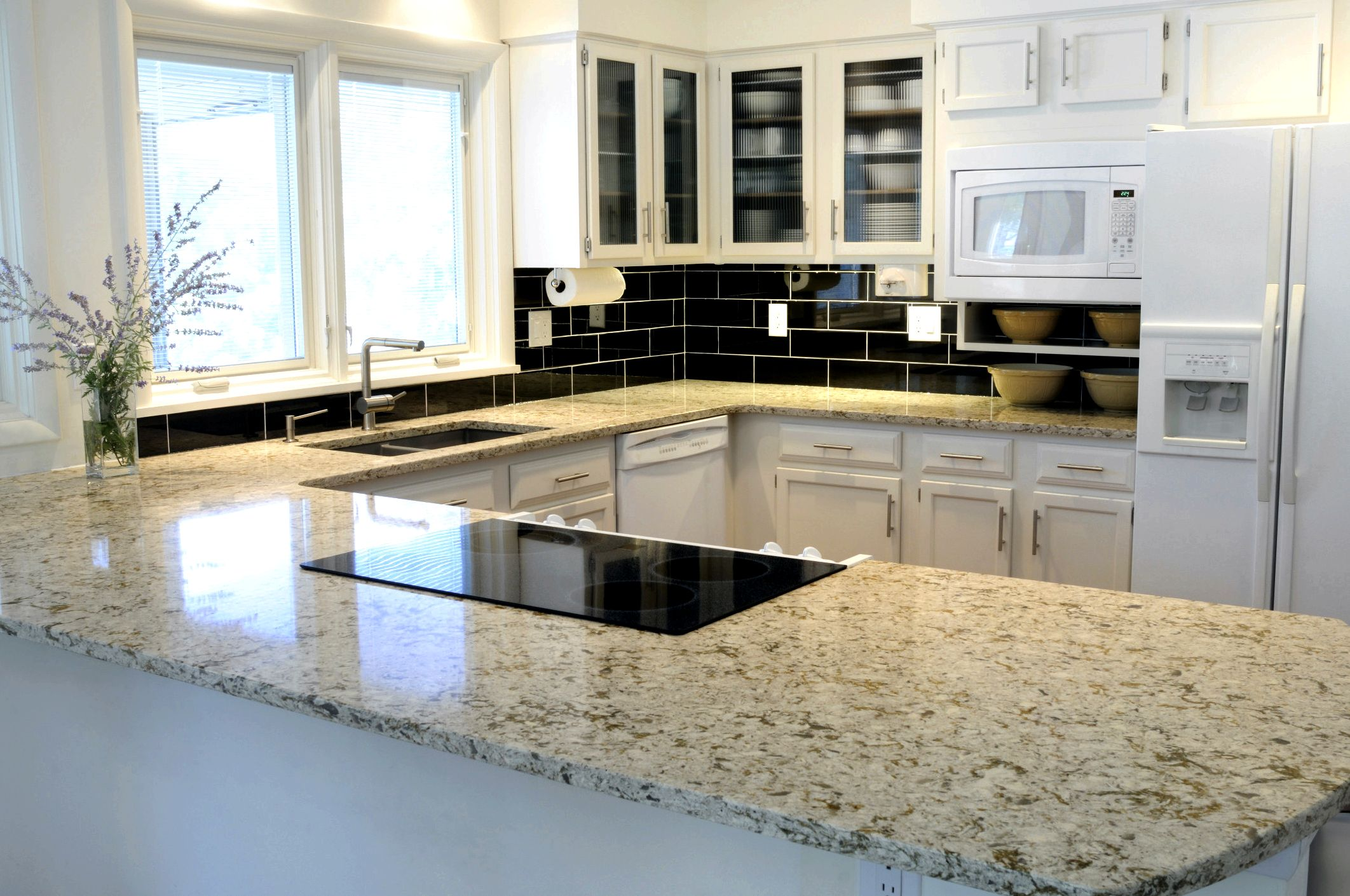 Granite versus. marble versus. quarta movement: which countertop material is the greatest? simply because