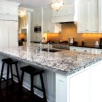 Granite versus. quarta movement countertops