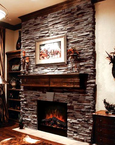 How you can use a stone-veneer hearth surround grinder then striking all of
