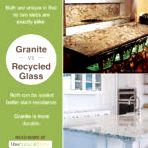 Kitchen countertop comparison chart – use gemstone
