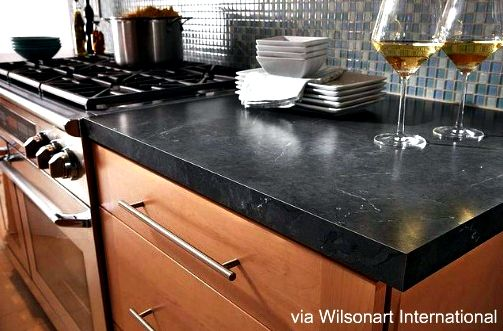 Wilsonart Laminate Countertop Example