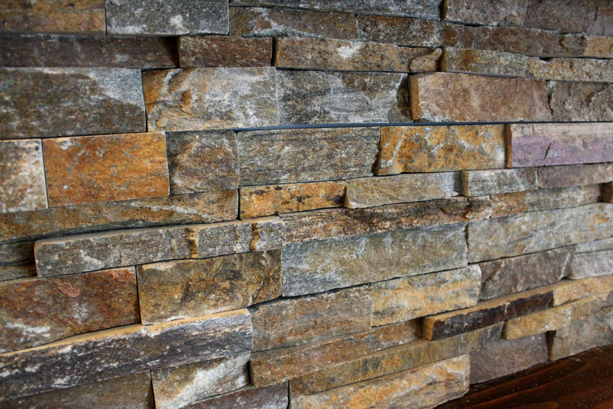 Ledgerstone Produced from slate and crosscut