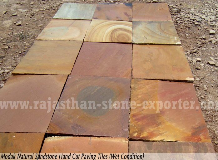 Natural sandstone,fall brown sandstone,chocolate sandstone exporters in india are quarried