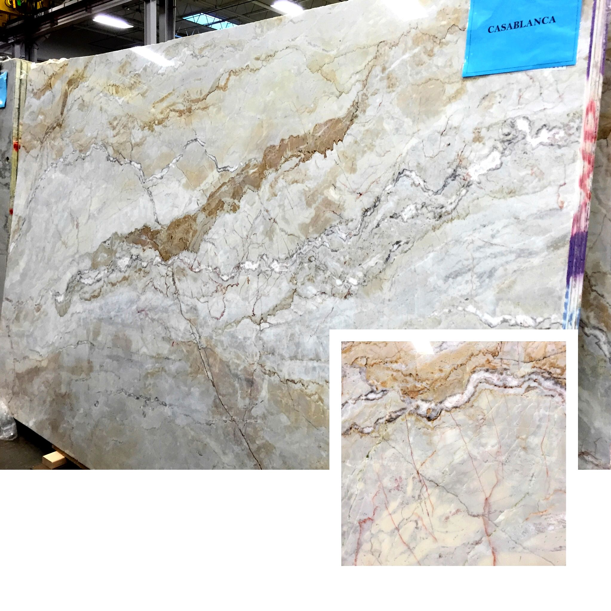 Primestones™ granite, quarta movement, marble and much more The color differs from light