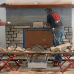 Selecting a stone hearth – real stone or faux stone?