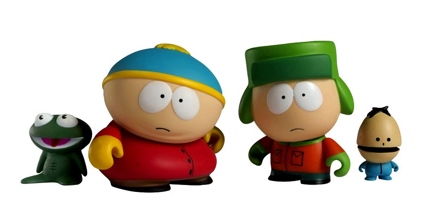 Souvenirs of south park Cave from