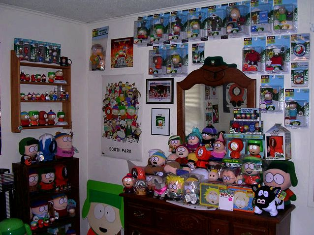 Souvenirs of south park As with that episode, the