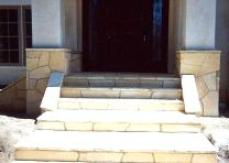 Carmel Stone Steps