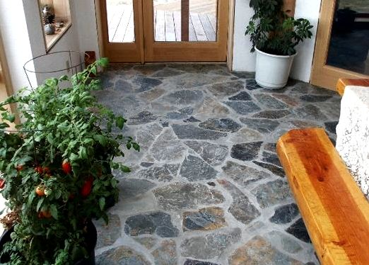 Stone flooring therefore are reasonably durable for