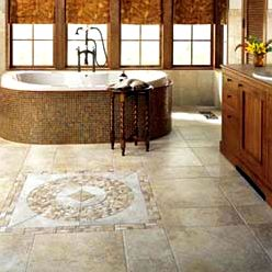 Stone flooring - tips about different tiles, types, and installations from, and even though