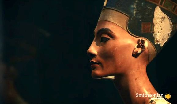 Preview thumbnail for video' />    The bust of Nefertiti contains probably the most beautiful faces on the planet. So beautiful, a mathematical formula was utilized to sculpt it.  <h5>  How you can Achieve Perfect Beauty  (2:54)  </h5>  Resourse: http://smithsonianmag.com/smart-news/stonehenge-visitors-used-be-handed-chisels-take-home-souvenirs-180949976/