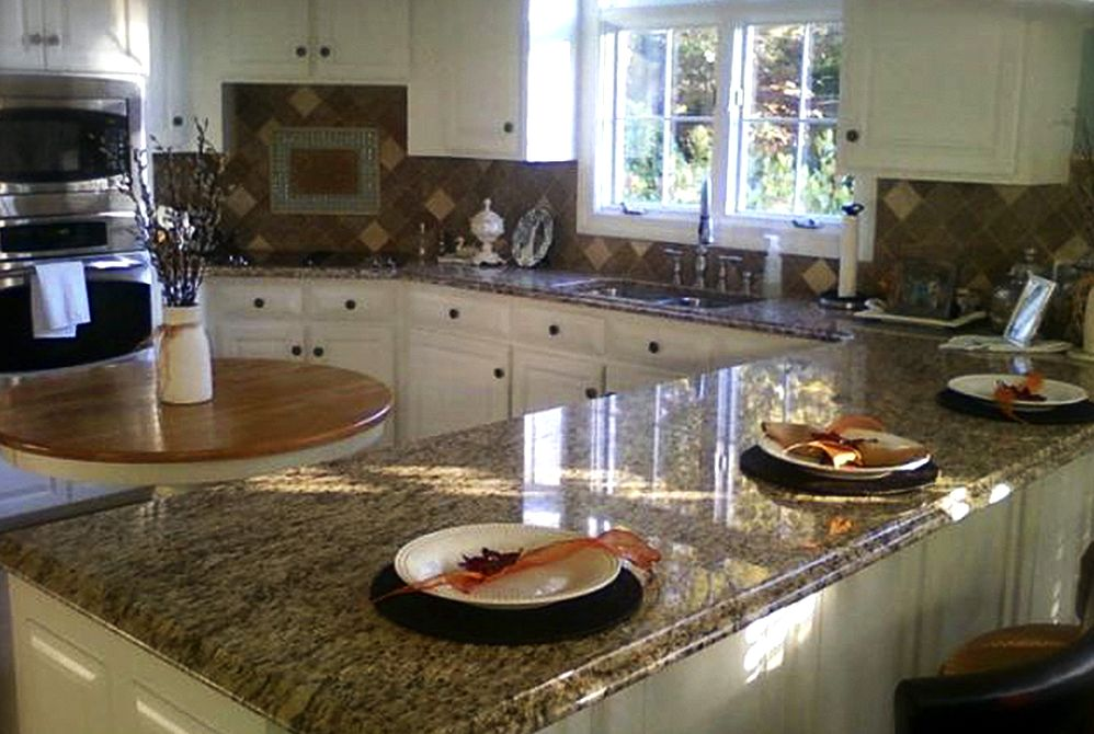 Stonequarters countertops, llc easily destroyed