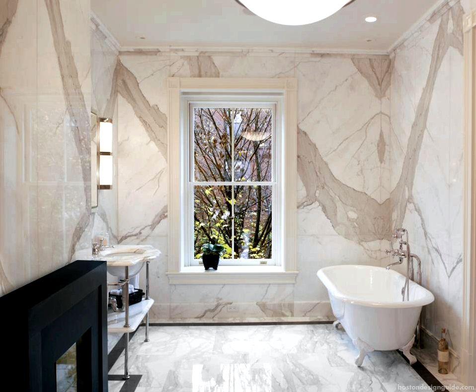 Home Marble bathroom