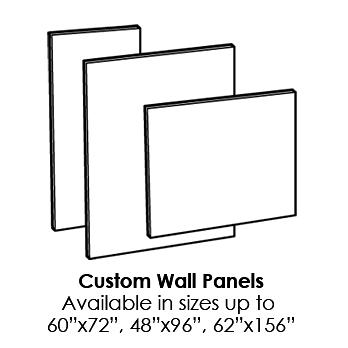 Custom Wall Panels - Cultured Marble, Granite, Onyx