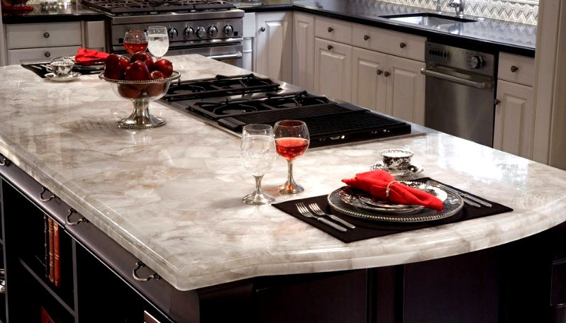 Why Quartz Countertops are Nailing it in Modern interior Décor